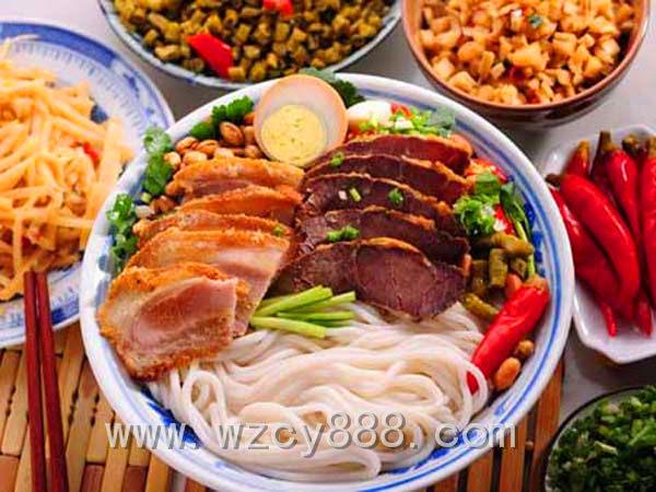 桂林米粉卤水配方